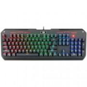 Клавиатура Redragon Varuna, гейминг, RBG LED подсветка, черна, USB