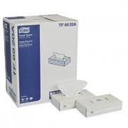 "Tork Premium TF6920A Facial Tissue, Flat Box, 2-Ply, 8.0"" Width x 8.0"" Length, White (Case of 30 Boxes, 100 per Box, 3,000 Sheets)"