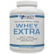 Pharma First Whey Extras 2250g vanília - 2250g