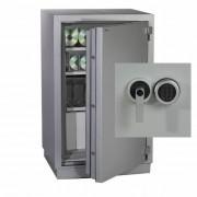 ProSignalisation Armoire Forte anti feu magnétique - 2 heures
