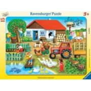 PUZZLE UNDE SA IL ASEZ 15 PIESE Ravensburger