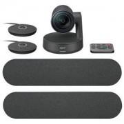 Камера Logitech Rally PLUS Ultra-HD ConferenceCam, черен, 960-001224