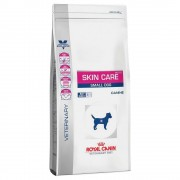 2x4kg Skin Care Small Dog SKS 25 Royal Canin Veterinary Diet ração