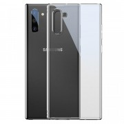 Husa telefon transparenta Baseus Galaxy Note 10 Plus