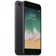 Begagnad iPhone 7 256GB Matt Svart Olåst i topp skick Klass A