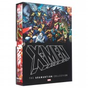 Diamond Comics Libro X-Men: The Adantium Collection - Edición Deluxe Gigante