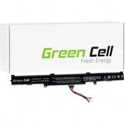 Baterie pentru laptop Asus F550D F550DP F750L R510D R510DP X55 , Green Cell , A41/X550E 2200mAh , negru