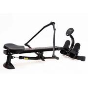 JK Fitness Vogatore a 12 livelli di intensità richiudibile per allenamento casalingo - - JK 5072