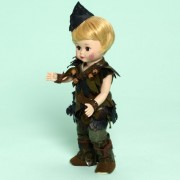 Peter Pan the Musical Peter Pan 8-inch Collectible Doll