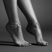 Cavigliera accessorio sexy Bijoux Indiscrets Magnifique Feet Chain Oro