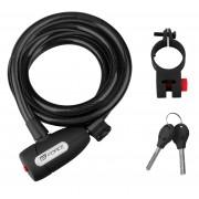 Pantaloni Force Z70 cu bretele si bazon negri XXXL