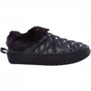 The North Face Pantoffel Thermoball Tent Mule Faux Fur voor dames - Zwart
