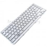 Tastatura Laptop Toshiba Satellite Pro T230 argintie
