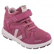 Viking Footwear Kid's Alvdal Mid Reflex Gore-Tex Rosa