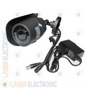 Telecamera AHD 4in1 1.3MP HD 720P Lente 2.8-12mm Visione Notturna 30MT