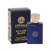 Versace Pour Homme Dylan Blue 5ml Eau de Toilette за Мъже