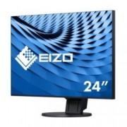 "Монитор EIZO EV2451-BK, 23.8""(60.45 см) IPS панел, FullHD, 5ms, 250 cd/m2, HDMI, DP, DVI, VGA"