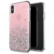 Capa Bolsa em Gel X Line + Película para Samsung Galaxy Fresh