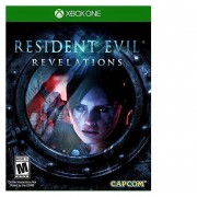Xbox One Juego Resident Evil Revelations Para Xbox One
