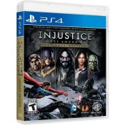Injustice: Gods Among Us Ultimate Edition - Ps4 - Unissex