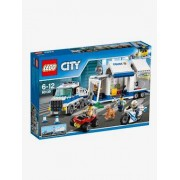 60139 Posto Móvel da Polícia, Lego City cinzento medio bicolot/multico