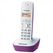 Panasonic Bežični Dect telefon KX-TG1611FXF - Ljubičasta