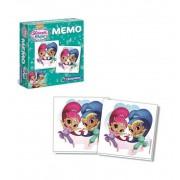 Memo Shimmer Shine Memori - Clementoni