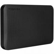 HDTP220EK3CA - Toshiba External Hard Drive Canvio Ready 6.35cm / 2.5 2TB, USB3.0, Black