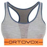 Ortovox - Women's R 'N' W Sport Top - Brassière taille XS, gris