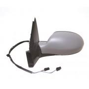 Retroviseur complet CITROEN C5 2001- 2008 - Electrique - Coiffe a peindre - ...