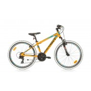 "Велосипед Sprint APOLON 24"", 3x7 SP; ONG; D.BLU/CYA"