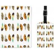 Nutcaseshop Feather lite(Multicolor)