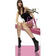 Gatta Dámské ponožky Gatta Fay Microfibra béžová/odstín béžové univerzální