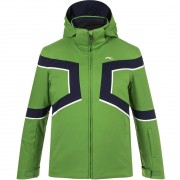 Kjus Boys Jacket Speed Reader green leaf