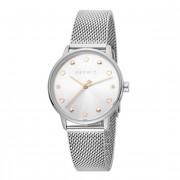 Esprit Reloj de cuarzo de acero inoxidable silver silver