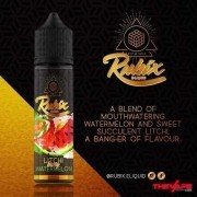 Rubix - Litchi Watermelon Bang - 60ml 3 mg