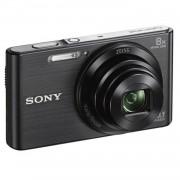 Sony Dscw830b 20,1 Megapixel Compacte Digitale Camera - Zwart