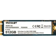 SSD Patriot Scorch 512GB PCI Express x2 M.2 2280