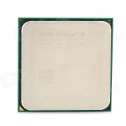 AMD X 2 250 65W 45nm 3 GHz Dual-Core Socket AM3 CPU - oro + plata y multicolor