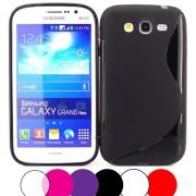 Samsung Galaxy Grand Neo i9060 Силиконов Калъф + Протектор