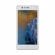 NOKIA 3 Dual SIM Biało-Srebrna 16GB LTE | PL | Faktura 23% | GWARANCJA 24M - SZYBKA WYSYŁKA!