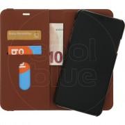 Azuri Luxe 2-in-1 Wallet Apple iPhone Xs Max Book Case Bruin