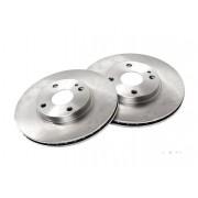TEXTAR Juego de 2 discos de freno TEXTAR 92143903