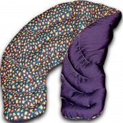 Espaldera Térmica Artesanal con Semillas Naturales: Ideal para cervicales, hombros y dorsal alto