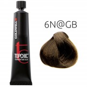 Goldwell - Topchic - 6N@GB Donkerblond Eluminated Goud Bruin - 60 ml