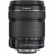 Canon Objetivo EF-S 18-135mm F3.5-5.6 IS STM