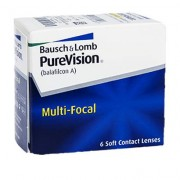 Bausch & Lomb PureVision Multifocal (6 contact lenses)