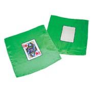 "Queen of Hearts 9"" Card Silk Set."