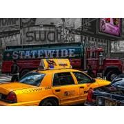 Пазл - «Желтое такси», с глянцевым эффектом 1000 шт