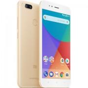 "Smartphone, Xiaomi Mi A1 LTE, DualSIM, 5.5"", Arm Octa (2.0G), 4GB RAM, 64GB Storage, Android, Gold (MZB5676EU)"